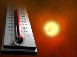 Самый теплый год